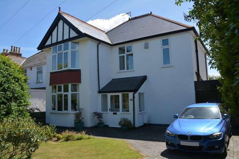 4 Bedrooms Detached House for sale in Brean Down Avenue, Weston-super-Mare