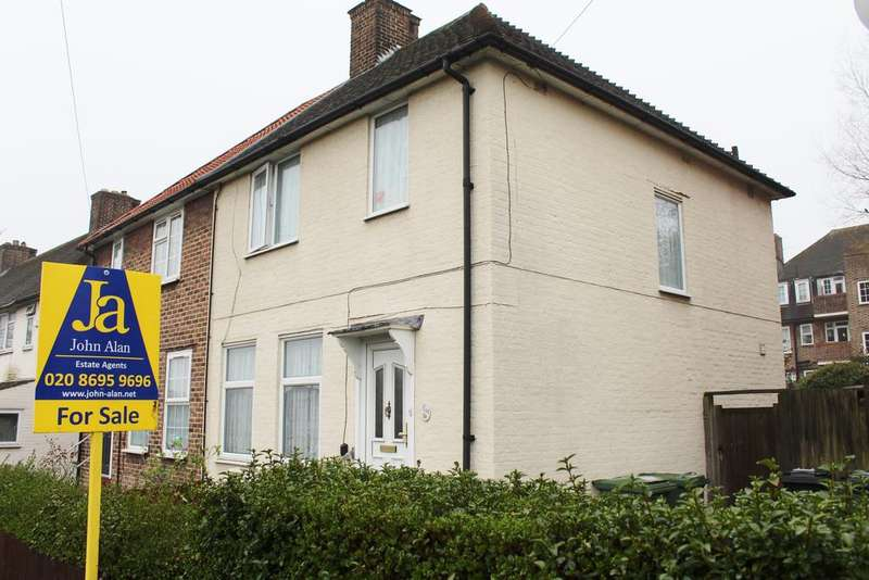 3 Bedrooms Semi Detached House for sale in Southend Lane, London
