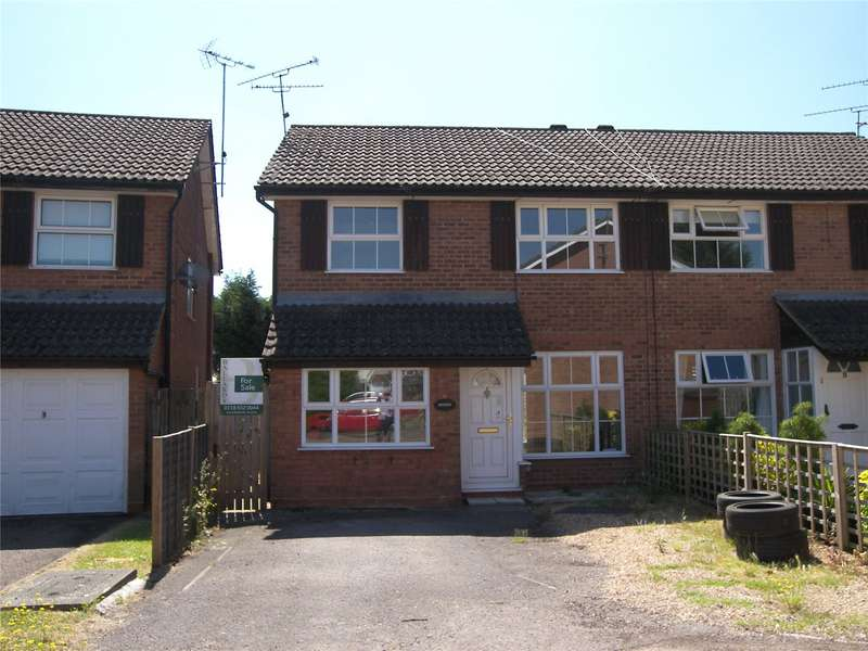 3 Bedrooms Semi Detached House for sale in Harrier Close, Woodley, Reading, Berkshire, RG5