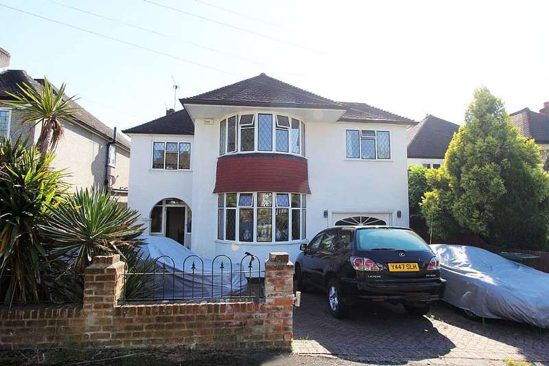 5 Bedrooms Detached House for sale in Bramley Road, Cheam, Sutton, London, SM2 7LR