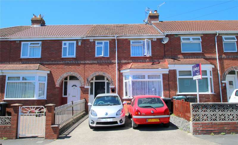 3 Bedrooms Terraced House for sale in Lewis Road Bedminster Down Bristol BS13