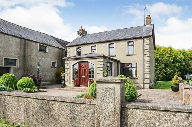 4 Bedrooms Detached House for sale in Creightons Green Road, Holywood, County Down