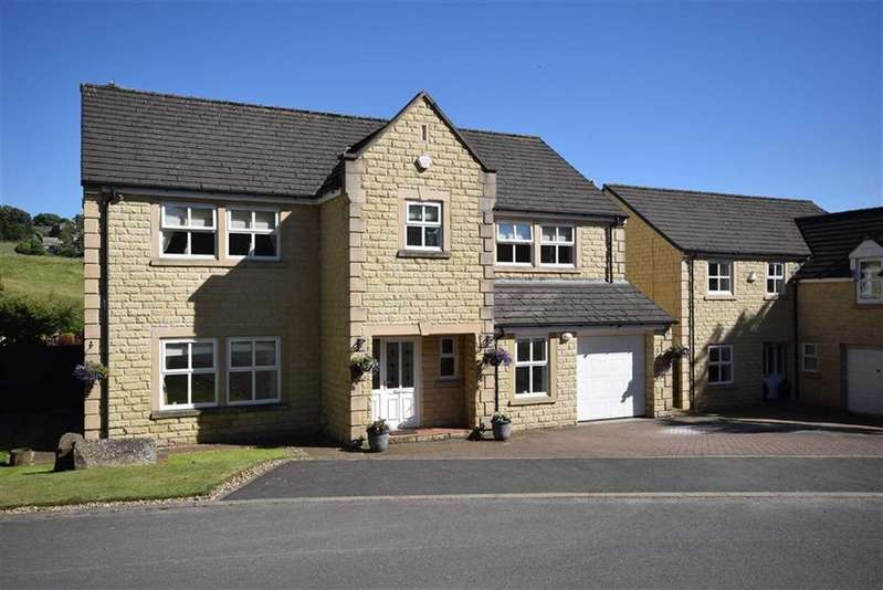 5 Bedrooms Detached House for sale in Millbrook Court, Colne, Lancashire