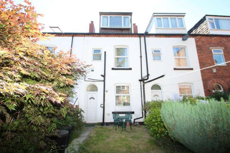 3 Bedrooms Terraced House for sale in VICTORIA STREET, CHAPEL ALLERTON, LEEDS, LS7 4PA