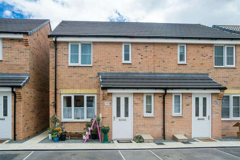 3 Bedrooms Semi Detached House for sale in The Glade, WITHERNSEA, East Riding of Yorkshire