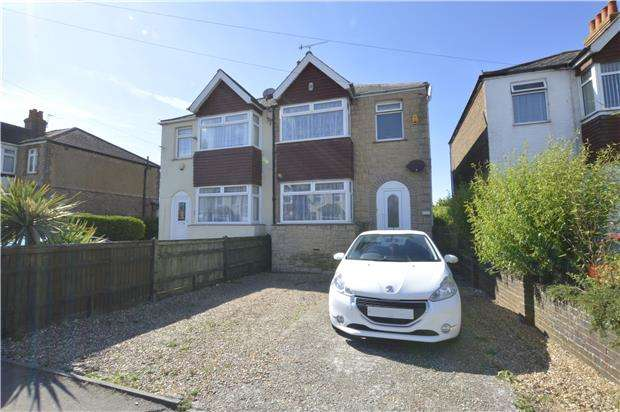 3 Bedrooms Semi Detached House for sale in Bexhill Road, ST LEONARDS-ON-SEA, East Sussex, TN38 8AL