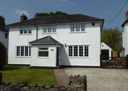 4 Bedrooms Detached House for sale in Ipley, Southampton, Hampshire
