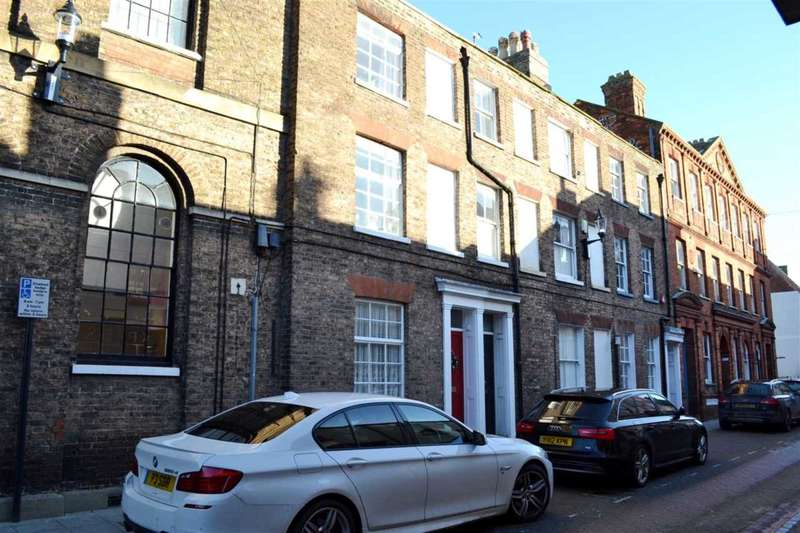 3 Bedrooms Terraced House for sale in HILL STREET, WISBECH, PE13
