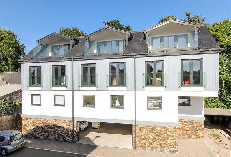 4 Bedrooms Terraced House for sale in Estuary Edge, Embankment Road, Kingsbridge, Devon, TQ7