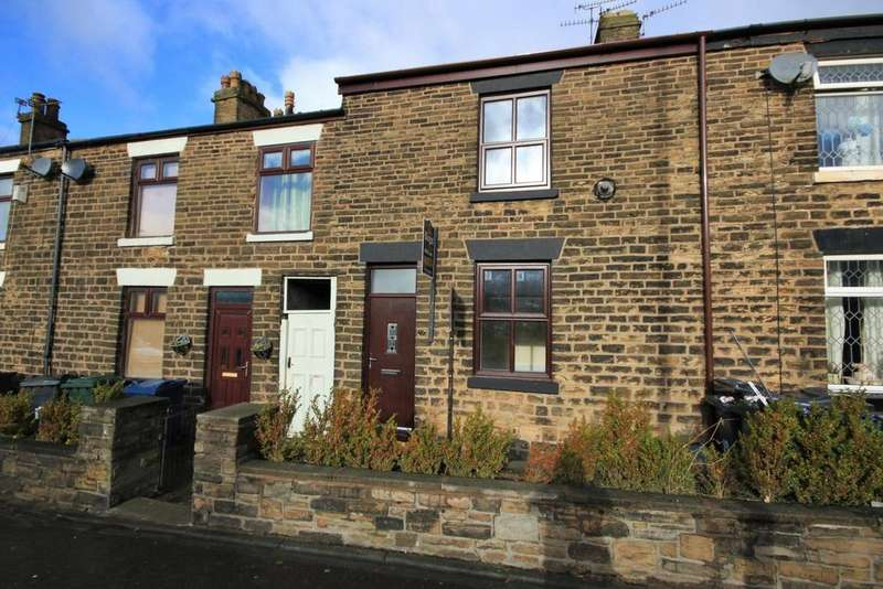 3 Bedrooms Terraced House for sale in Ormskirk Road, Upholland, West Lancashire, WN8 0AG
