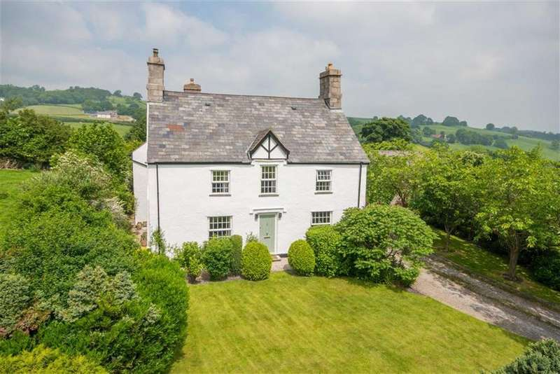 4 Bedrooms Detached House for sale in Bryn Saith Marchog, Corwen