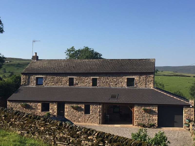 4 Bedrooms Detached House for sale in Light Trees, North Stainmore