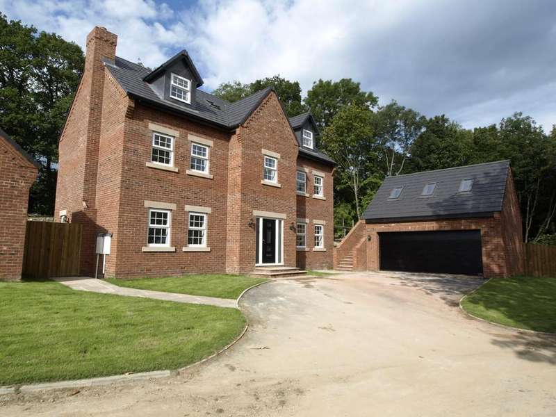 5 Bedrooms Detached House for sale in Needlewood Grove, Keresforth Hill Road