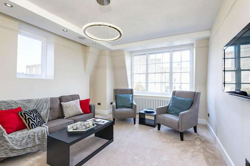 3 Bedrooms Apartment Flat for sale in CIRCUS LODGE, ST JOHN'S WOOD, NW8 9JN