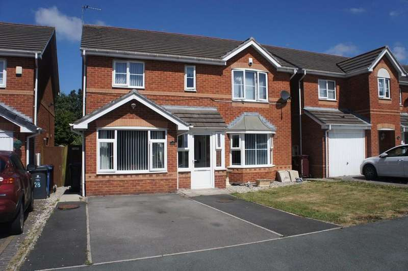 4 Bedrooms Detached House for sale in Appleton Road,