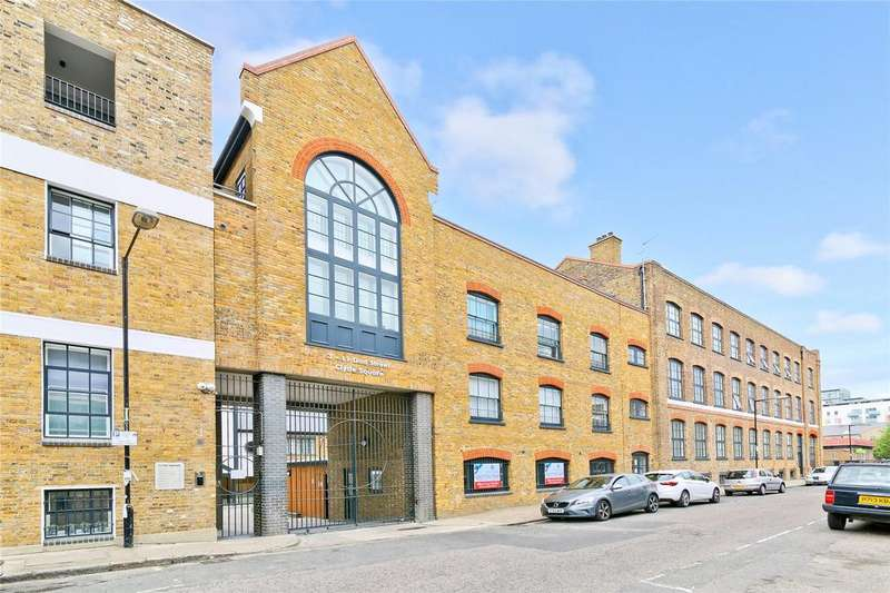1 Bedroom Apartment Flat for sale in Sail Loft Court, Clyde Square, Limehouse, London, E14