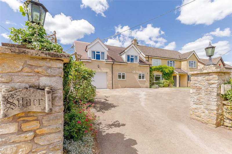 5 Bedrooms Detached House for sale in Lower South Wraxall, Bradford-on-Avon, Wiltshire, BA15