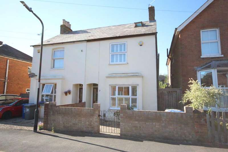 4 Bedrooms Semi Detached House for sale in Gordon Road, Maidenhead