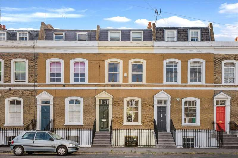 4 Bedrooms Terraced House for sale in Linton Street, Islington, London