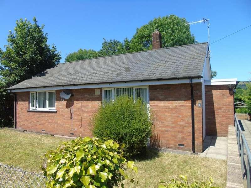 2 Bedrooms Detached Bungalow for sale in Ambrose Way, New Inn, Pontypool
