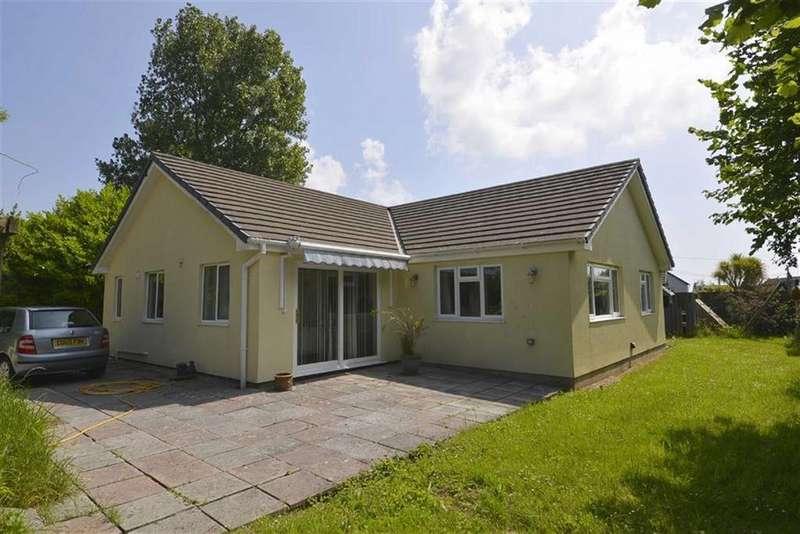 5 Bedrooms Bungalow for sale in White Oaks, Fan Road, Saundersfoot, Pembrokeshire, SA69