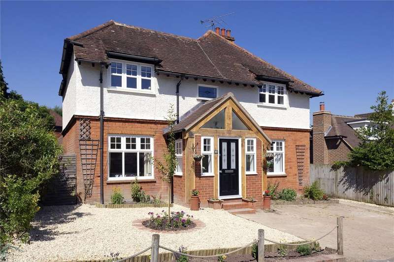 4 Bedrooms Detached House for sale in Ackender Road, Alton, Hampshire