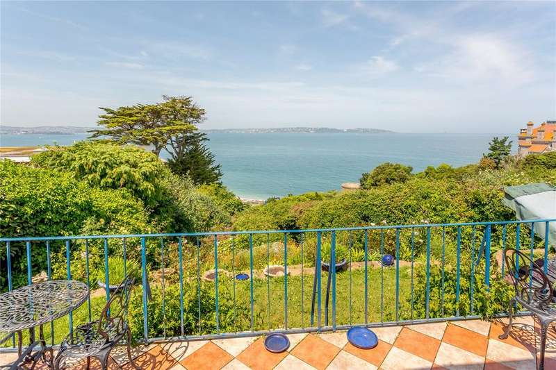 3 Bedrooms Detached Bungalow for sale in Heath Road, Brixham, Devon