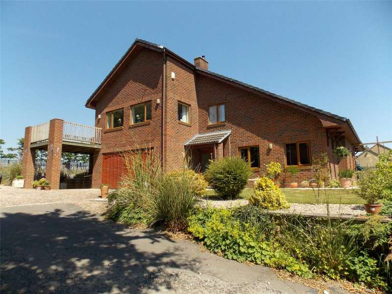 4 Bedrooms House for sale in Tantobie