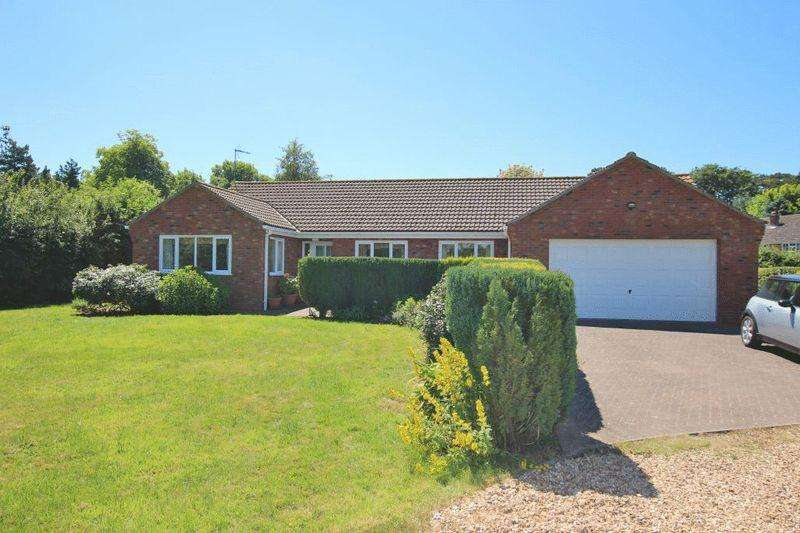 3 Bedrooms Detached Bungalow for sale in THE PADDOCK, CHURCH LANE, MANBY