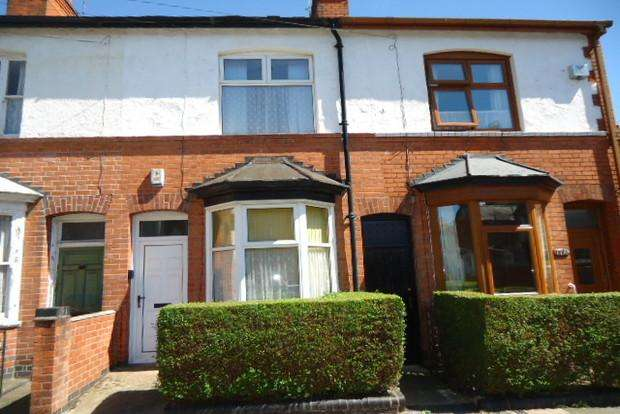 2 Bedrooms Terraced House for sale in Wilberforce Road, West End, Leicester, LE3