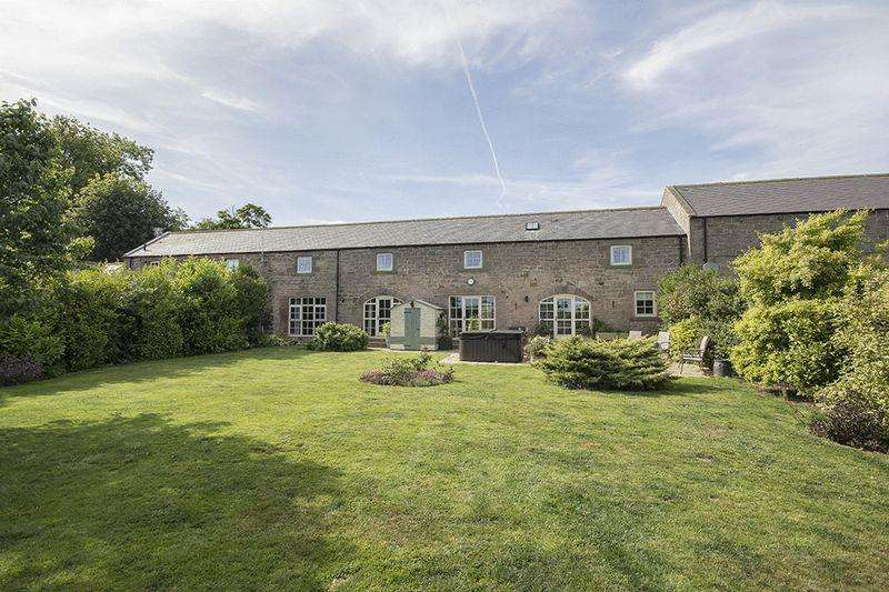 4 Bedrooms Terraced House for sale in The Granary, North Charlton