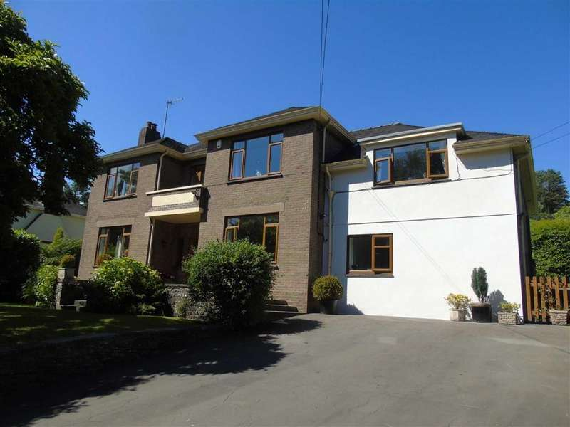 6 Bedrooms Detached House for sale in Cwmbach Road, Furnace, Llanelli