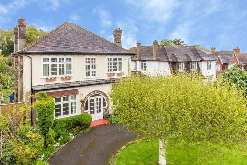4 Bedrooms Detached House for sale in Onslow Gardens, Sanderstead, South Croydon, CR2 9AB