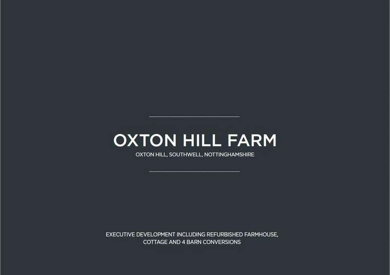 4 Bedrooms Unique Property for sale in Oxton Hill, Southwell, Nottingham, NG25