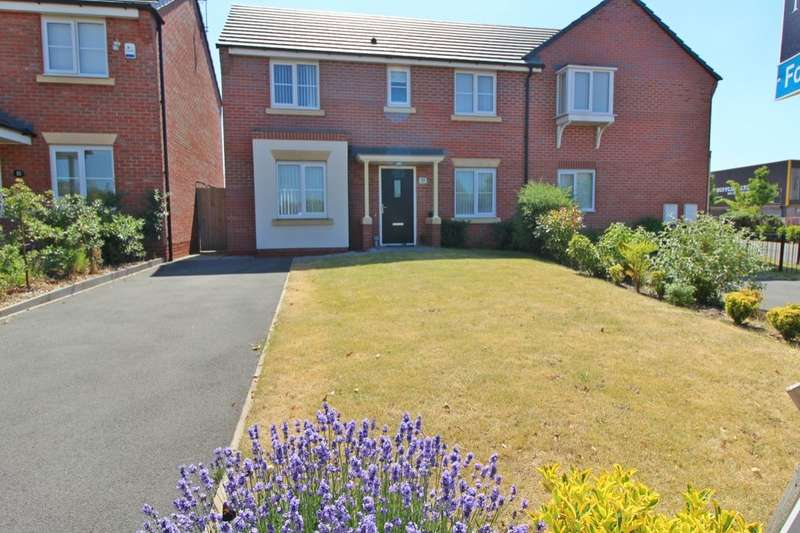 3 Bedrooms Semi Detached House for sale in Willard Drive, Bootle, L20