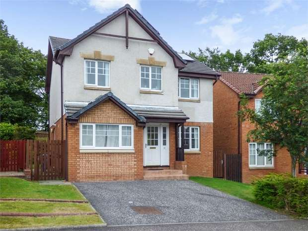 4 Bedrooms Detached House for sale in Columbia Avenue, Livingston, West Lothian