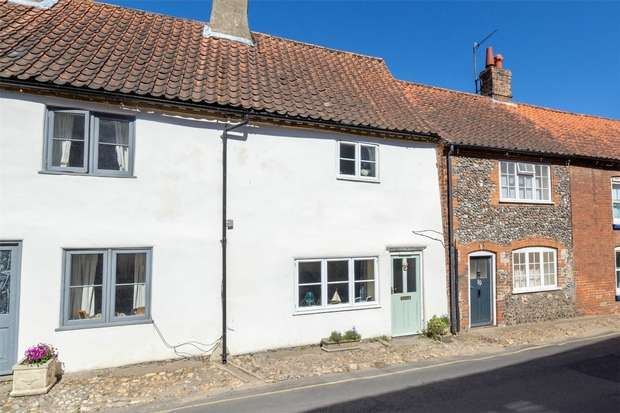 2 Bedrooms Terraced House for sale in Knight Cottage, Little Walsingham
