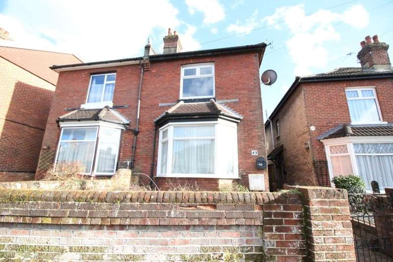1 Bedroom Flat for sale in Norham Avenue, Southampton, SO16