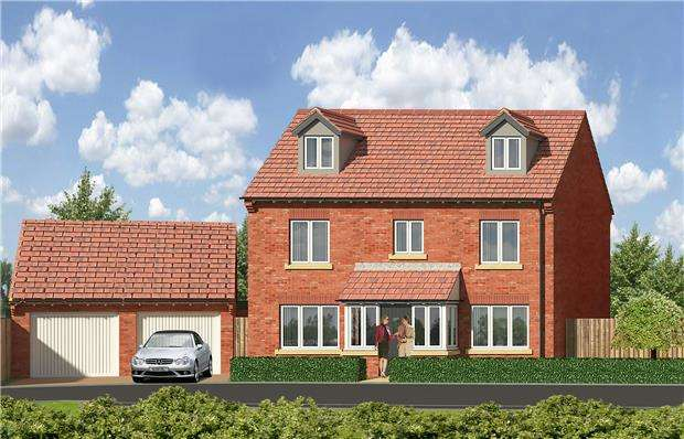 5 Bedrooms Detached House for sale in Orchard House New Dawn View, Off Stroud Road, GLOUCESTER, GL1 5LQ
