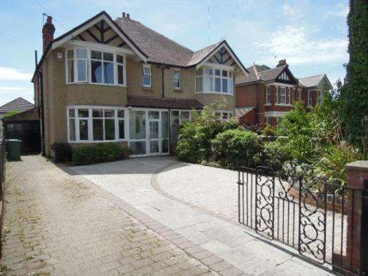 4 Bedrooms Property for sale in Regents Park Road, Regents Park, SO15 8NY