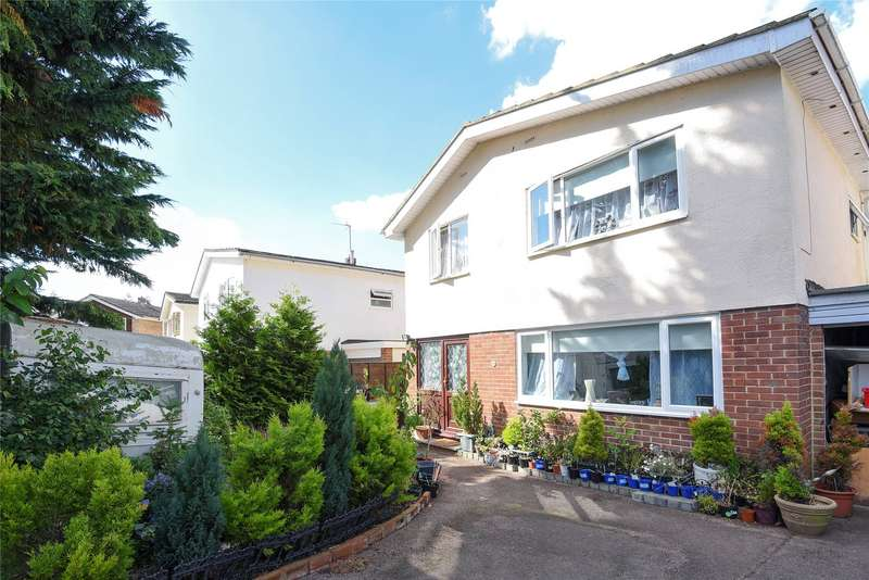 4 Bedrooms Detached House for sale in Silverthorne Drive, Caversham, Reading, Berkshire, RG4