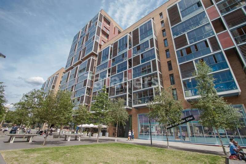 1 Bedroom Flat for sale in Gaumont Tower, Dalston Square, Hackney, E8