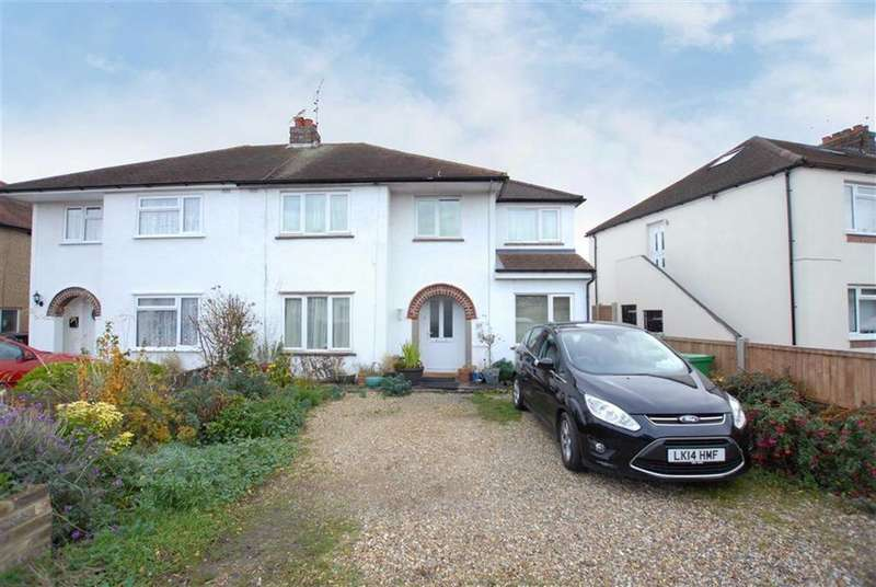 4 Bedrooms Semi Detached House for sale in Bowyer Drive, Slough, Berkshire