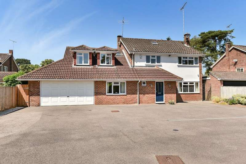 5 Bedrooms Detached House for sale in Lower Cookham Road, Maidenhead, SL6