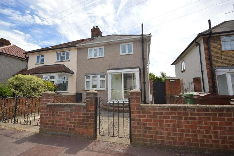 3 Bedrooms Semi Detached House for sale in Ashbrook Road, Dagenham, Essex, RM10