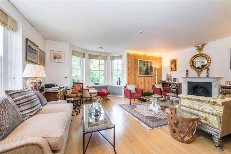 4 Bedrooms Flat for sale in St. Stephens Close, Avenue Road, London, NW8