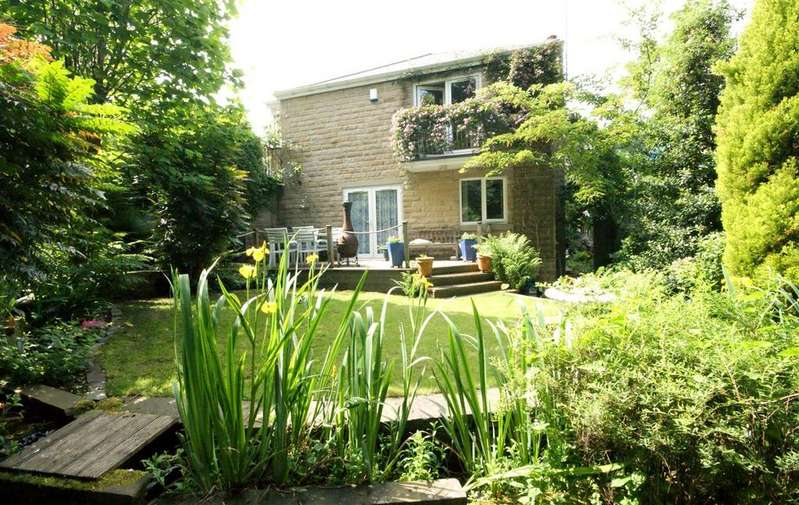 4 Bedrooms Detached House for sale in Wisteria House, Field Lane, Brighouse
