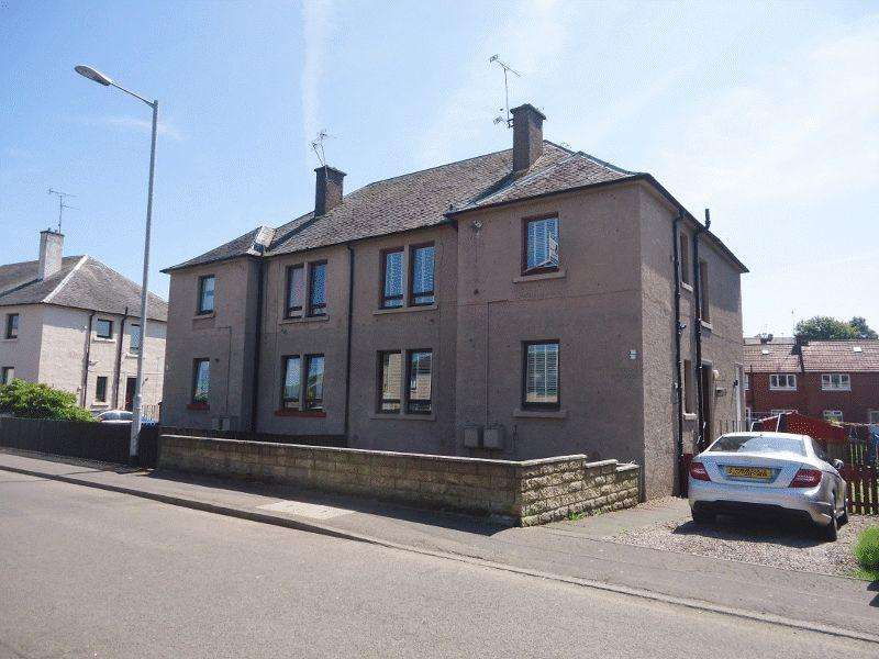 2 Bedrooms Apartment Flat for sale in Gartmorn Road, Sauchie