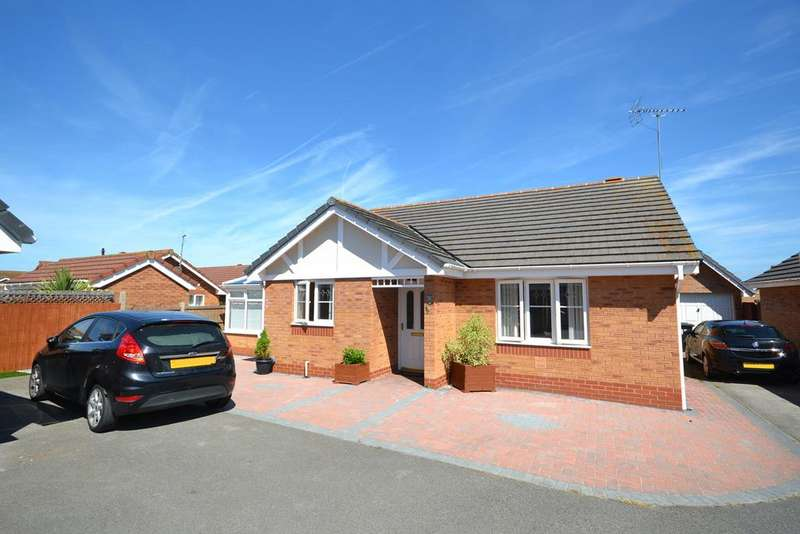 2 Bedrooms Detached Bungalow for sale in Rhos Fawr, Belgrano, Conwy, LL22