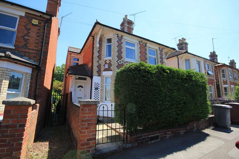 2 Bedrooms Terraced House for sale in Highgrove Street, Reading, RG1